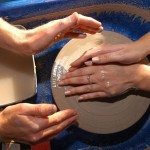 Pottery sessions for special events at a venue of your choice