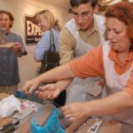 pottery away days at Eastnor Pottery, Herefordshire or a venue of your choice