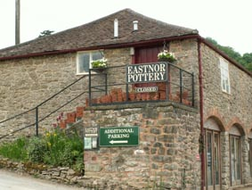 Eastnor Pottery Herefordshire