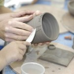 clay residency at beaufort special school led by jon williams