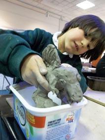 Pottery Workshops at Sky Arts Den
