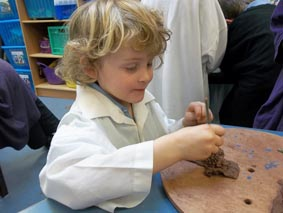 Upton St Leonard's Primary School Workshop