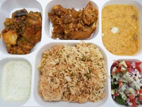 delicious curry at festival of cultures at edward iv grammer school for boys in birmingham july 2012