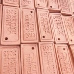 clay mudrunner classic medals made by Eastnor Pottery & The Flying Potter Herefordshire