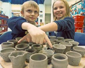 Eastnor Pottery