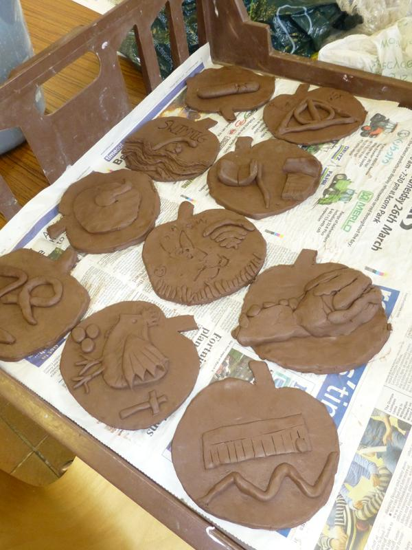 The Marvellous Creations from the New College Worcester with Eastnor Pottery