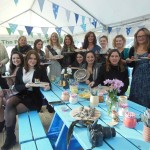 Clay themed Hen Party at Eastnor Pottery