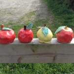 clay models made by ledbury young farmers at eastnor pottery4