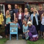Pottery team building event at Eastnor Pottery Herefordshire