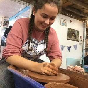 pottery course in herefordshire