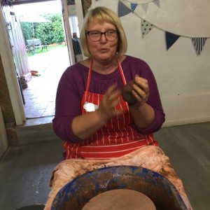 potter's wheel course in the west midlands
