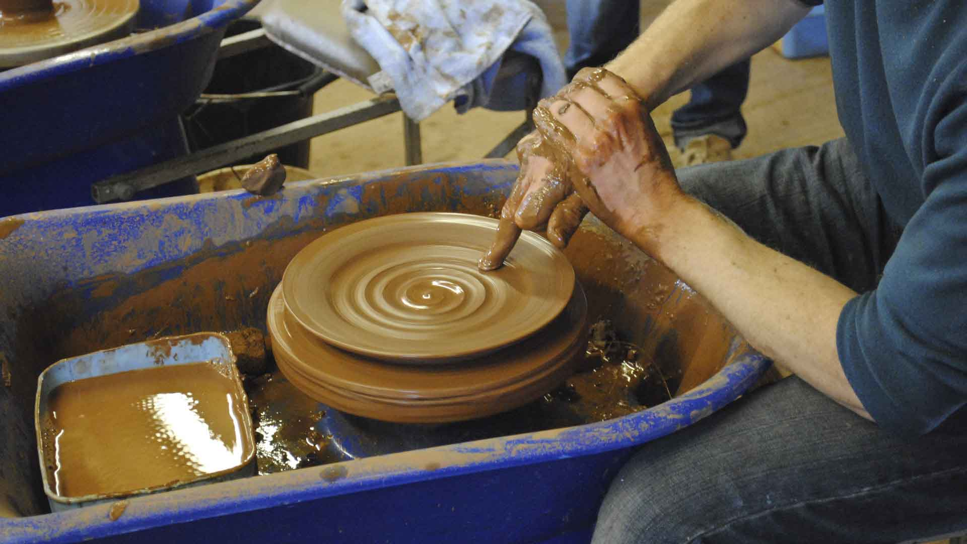 Pottery Courses and Workshops