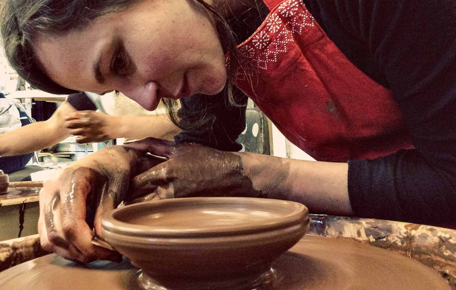 Potters Wheel Courses