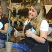 short pottery classes for adults at eastnor pottery