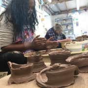 pottery courses at eastnor pottery