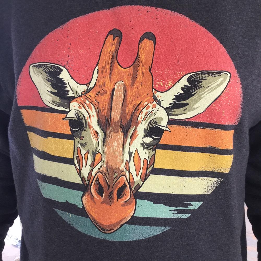 giraffe jumper