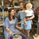 friends make pottery at eastnor pottery and the flying potter