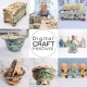 sarah monk ceramics including egg cups lemon squeezers and soap dishes
