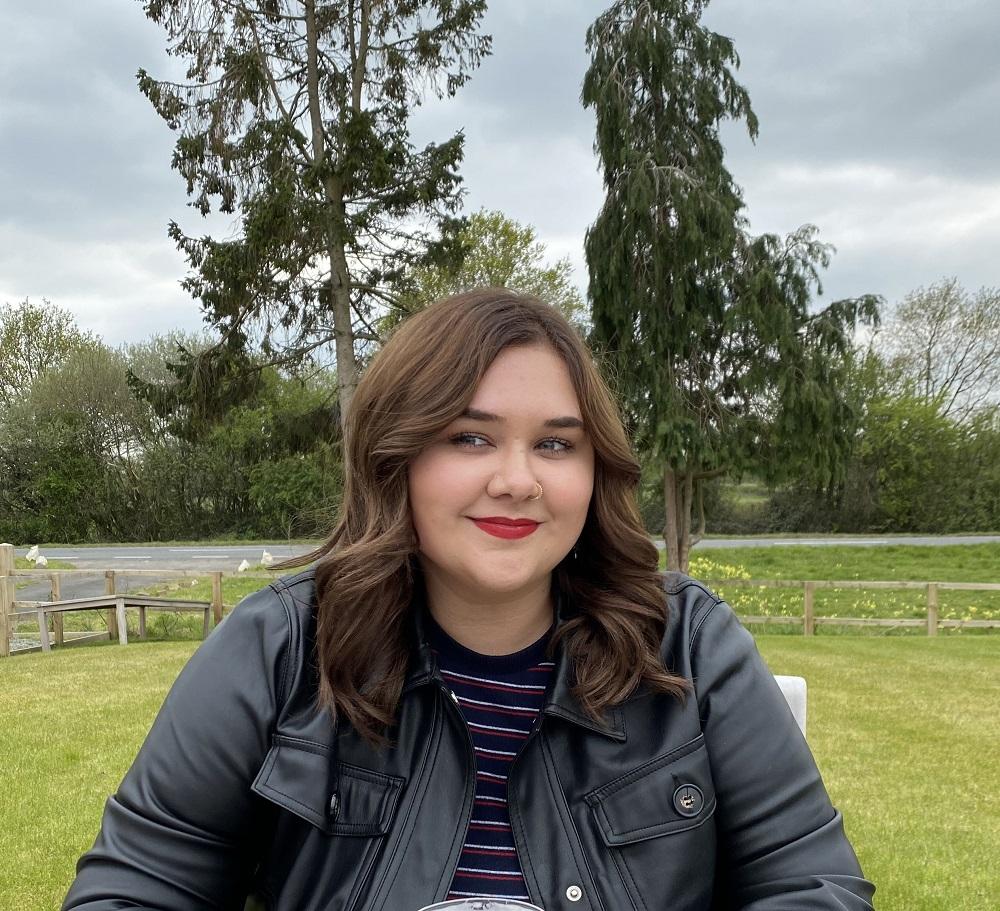 Meet Katie Glover new apprentice